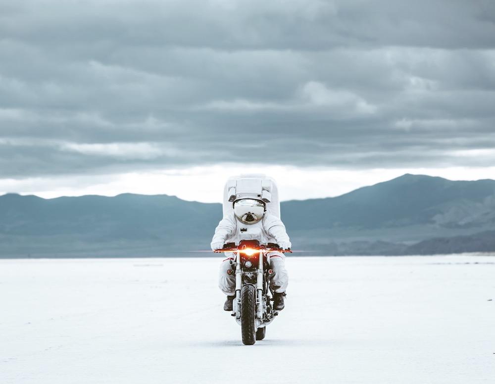 Astronaut Rider