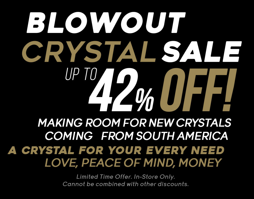 Crystals Store