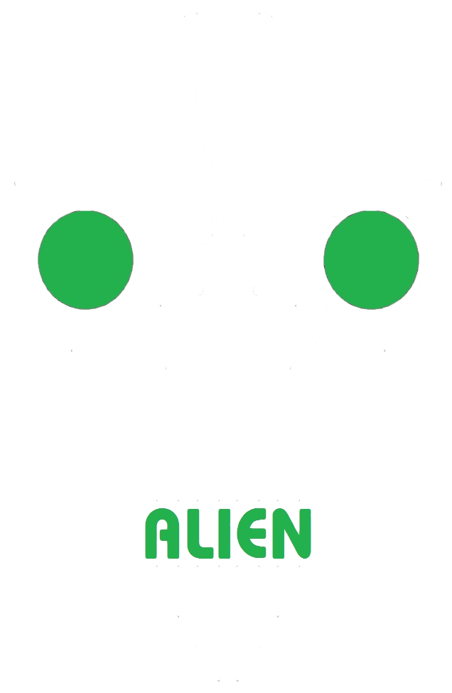 Alien Technologies Corp Logo with link to homepage