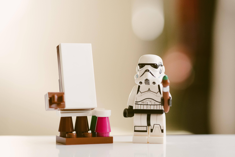 Stromtrooper artista criativo