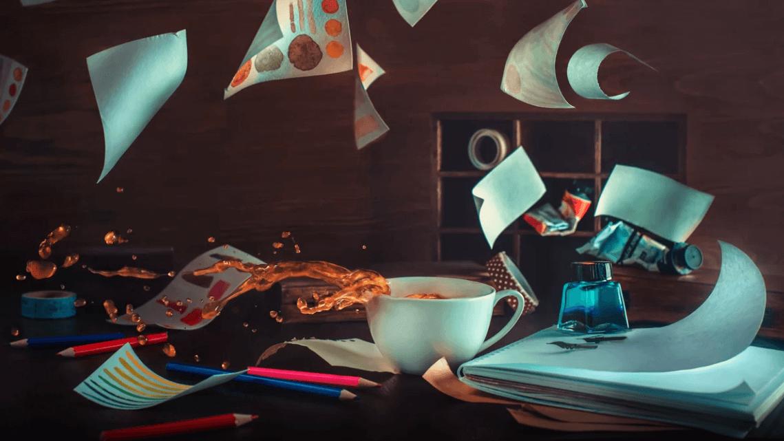 Dicas para Organizados-Desorganizados: Escritório e Ateliê