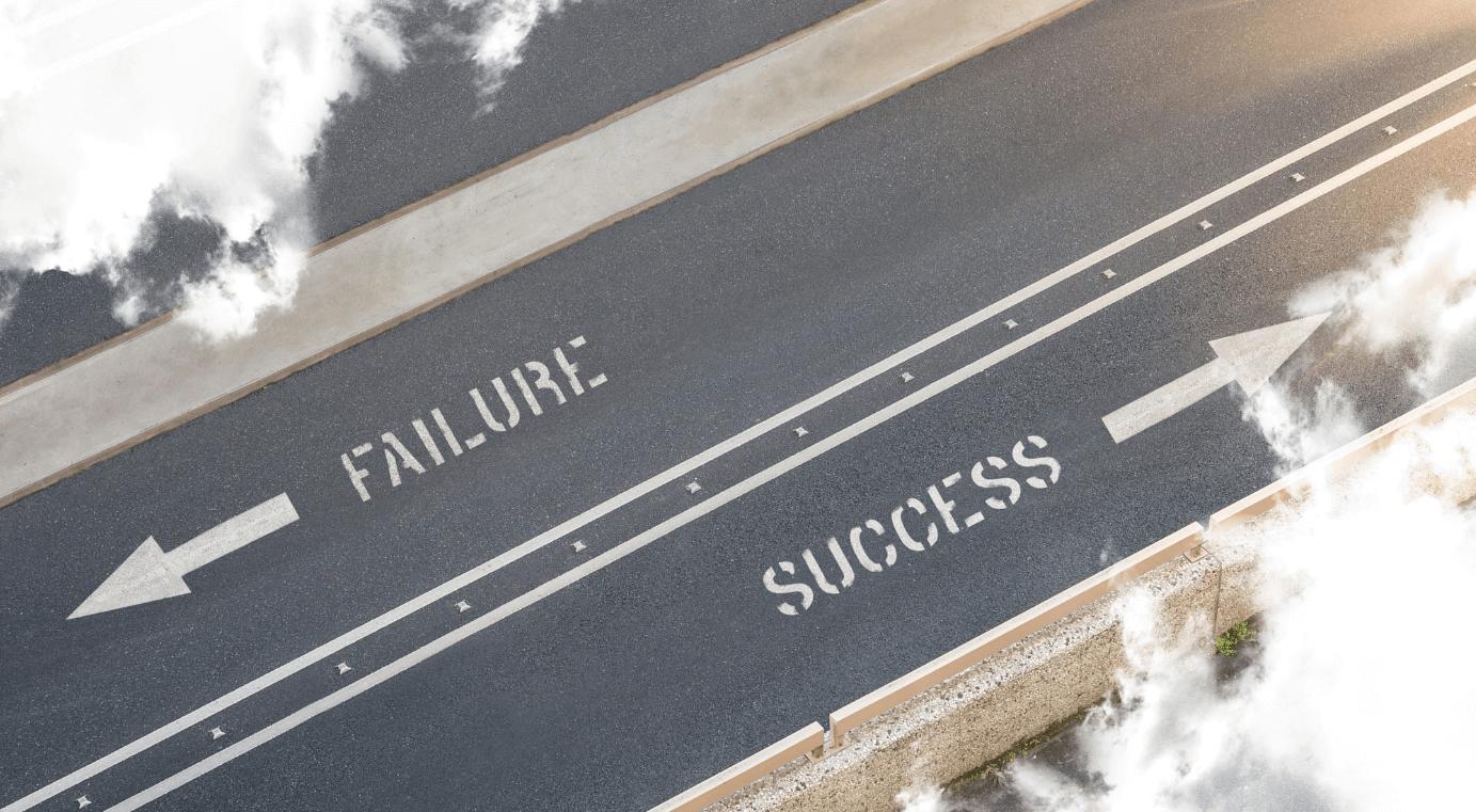 Como ter coragem de fracassar