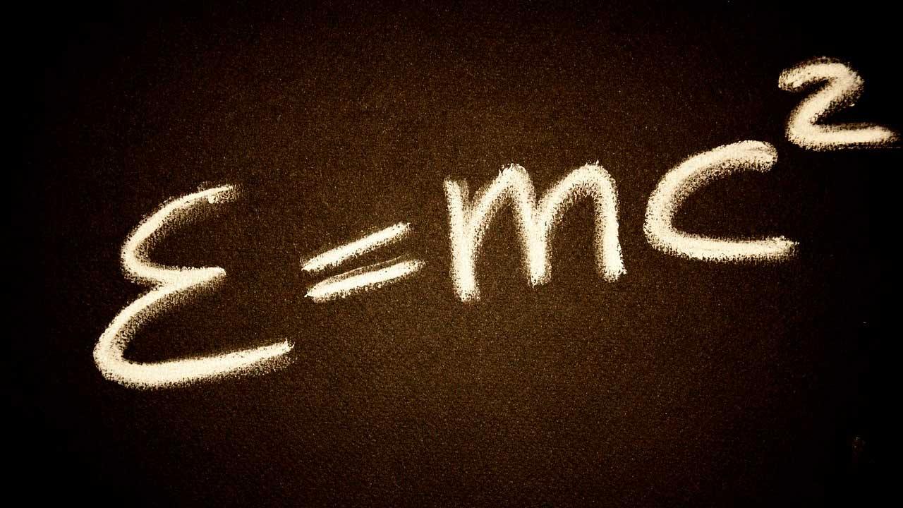Fórmula e-mc²