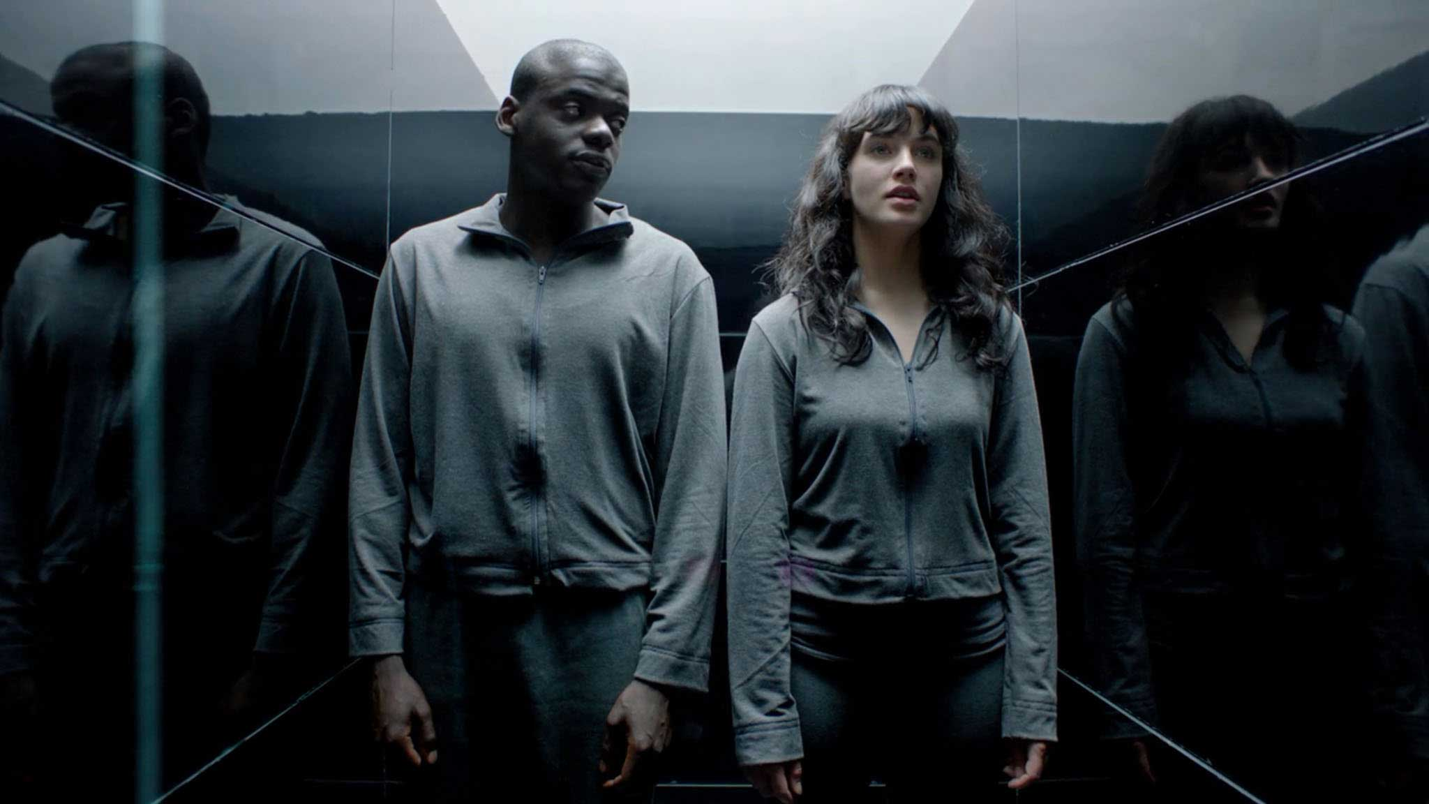 Casal de Fifteen Million Merits, episódio de Black Mirror.