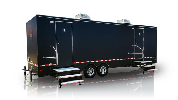 Mobile Shower Trailer Gallery
