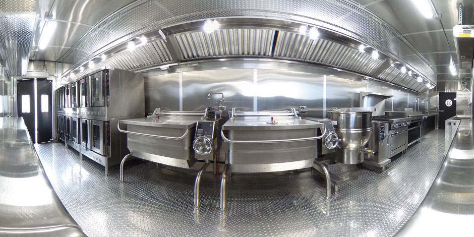 360-degree image of Mobile Kitchen
