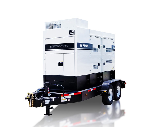 180kW Mobile Generator
