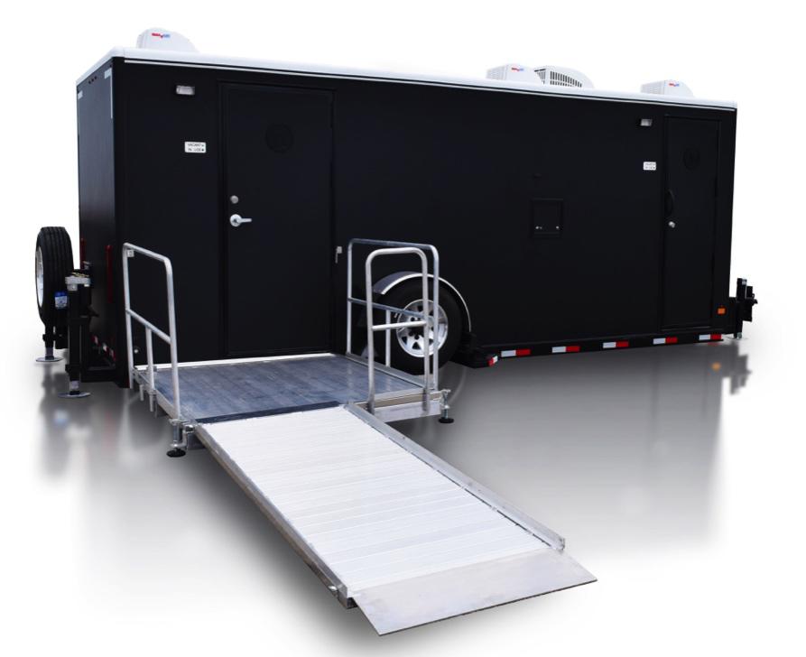 ADA mobile container