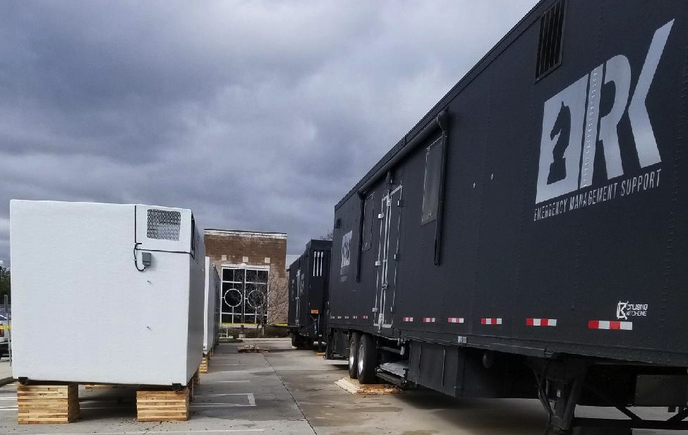 big mobile container