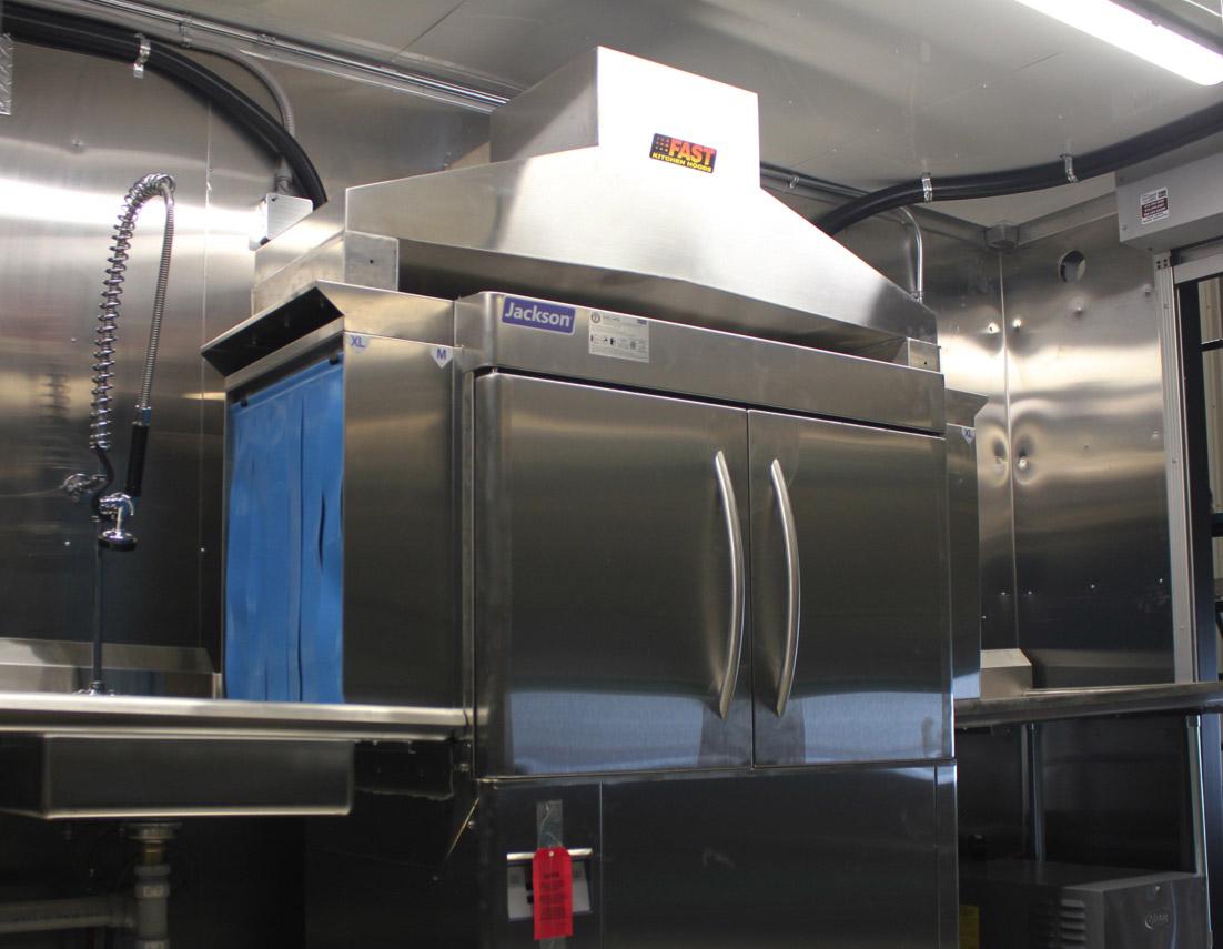 mobile dishwasher