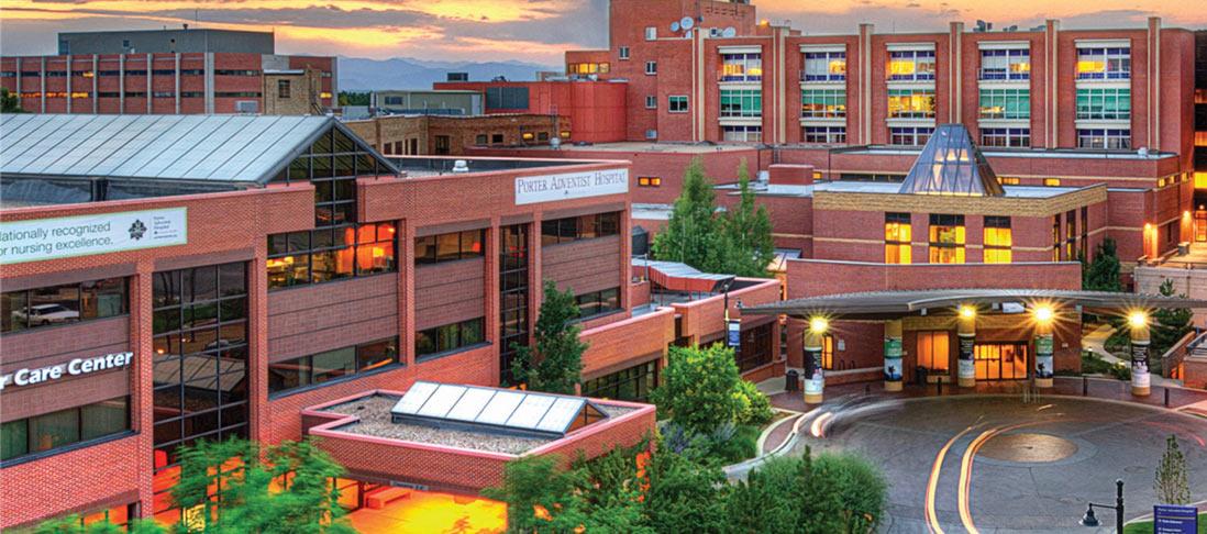 care center exterior