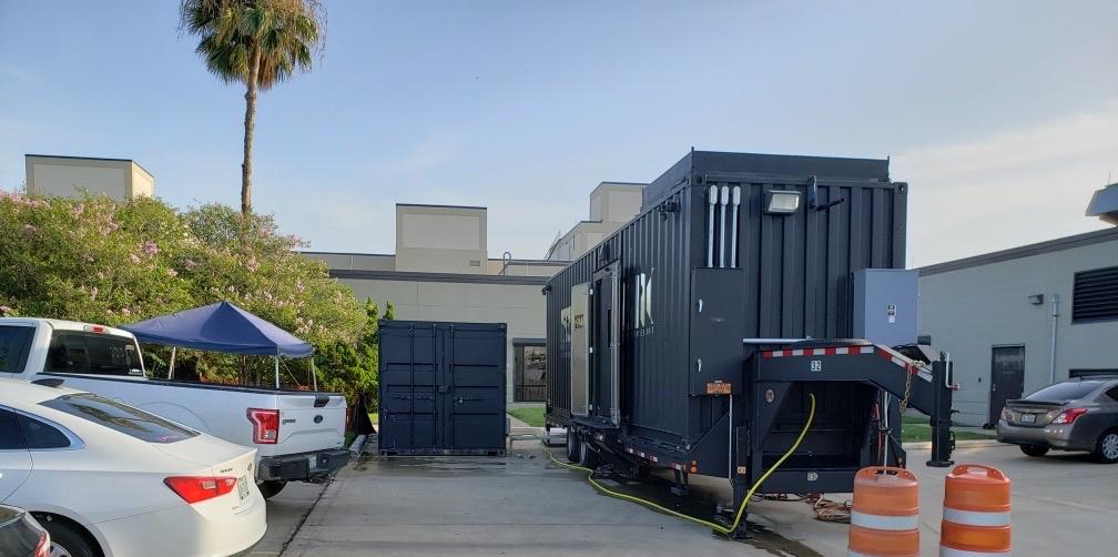 mobile kitchen exterior
