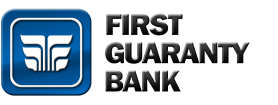 Lead Sponsor First Guaranty Bank Logo