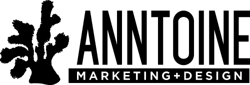 Anntoine MArketing + Design Logo