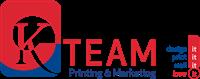 k team printing