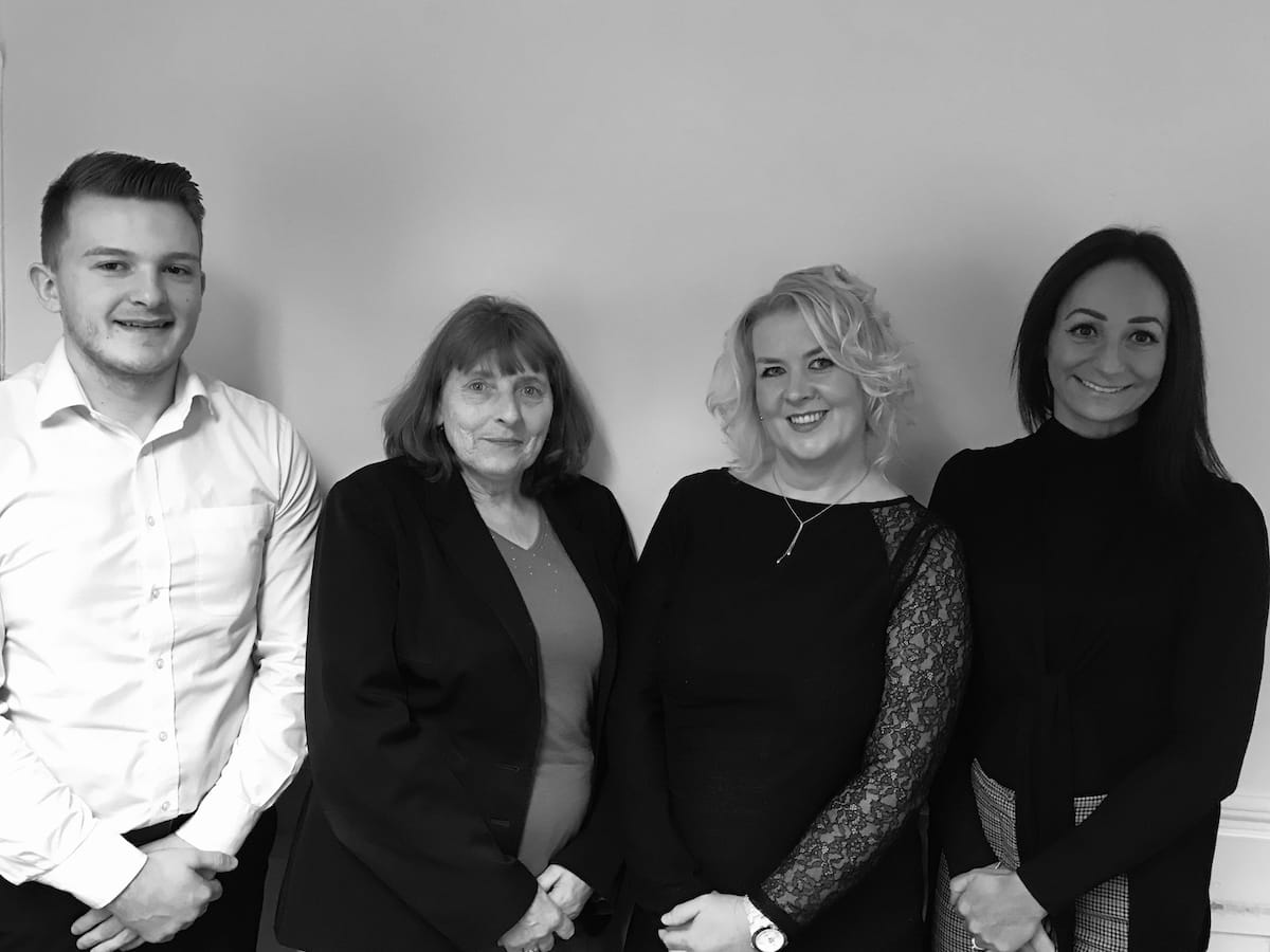 The Connolley and Company administration team