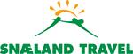 Snæland Travel Logo