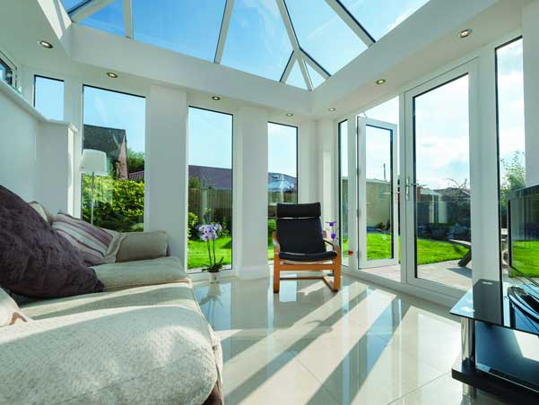 Photo of Inside one of our stunning Conservatories in Croydon - KB Glass