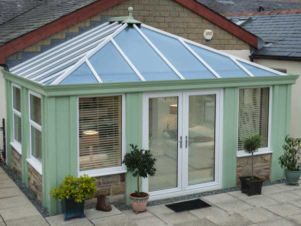 conservatories hurst green