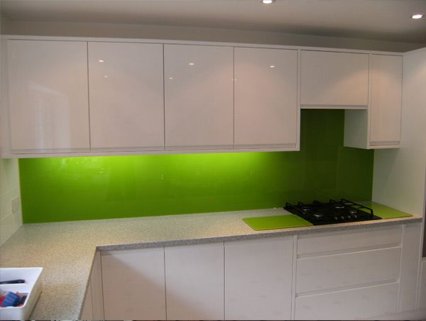 glass splashbacks Hurst Green
