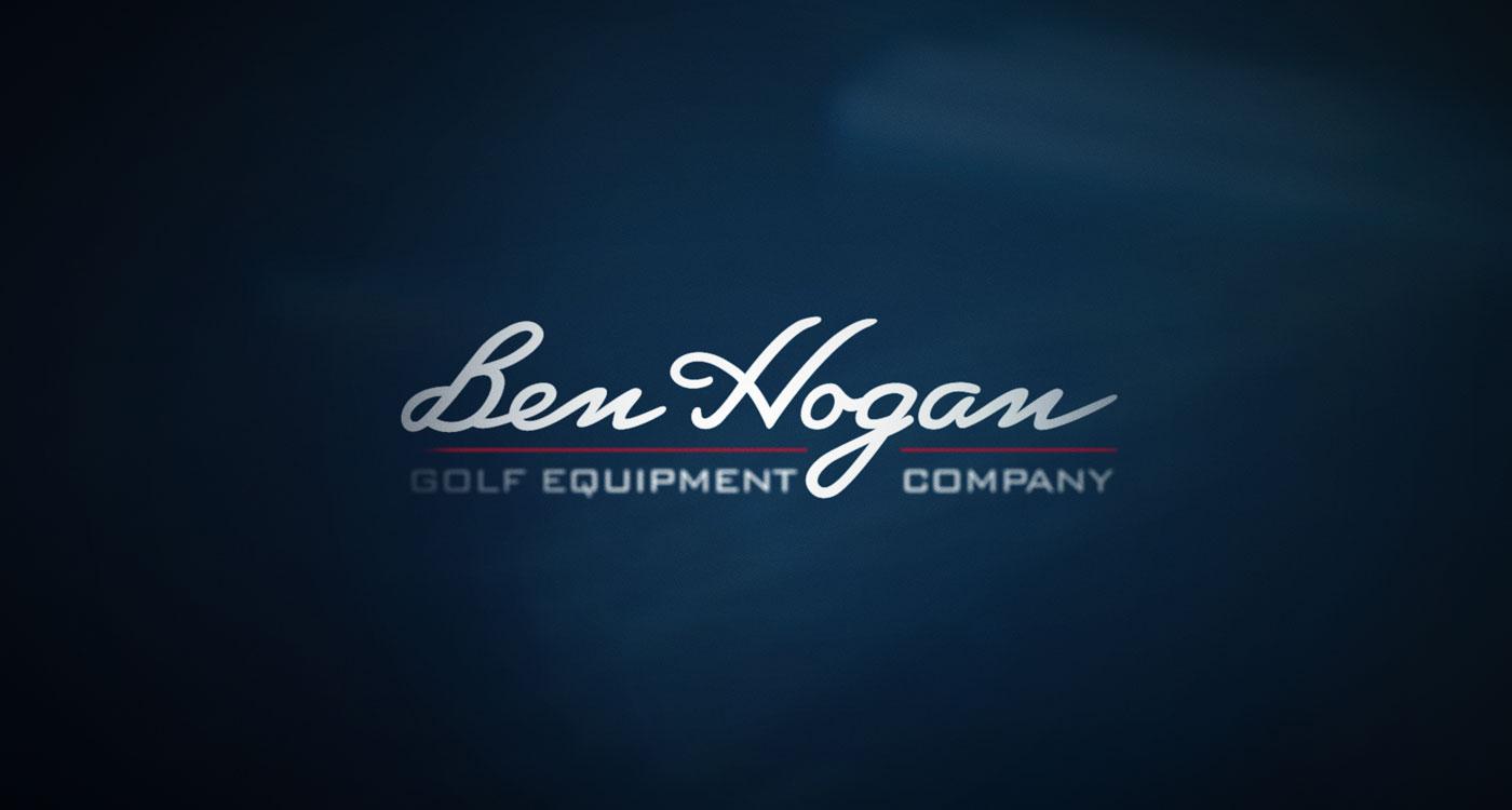 Logo for Ben Hogan Golf.