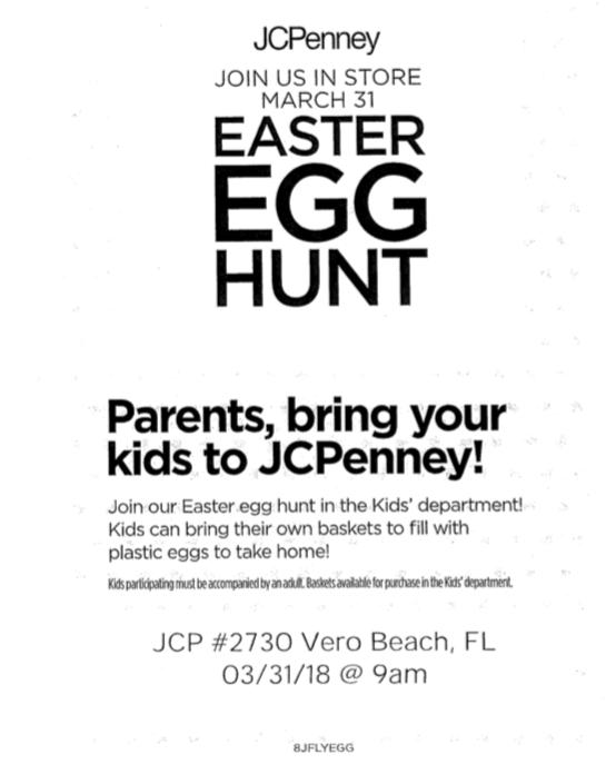 80dac4065 Easter Egg Hunt