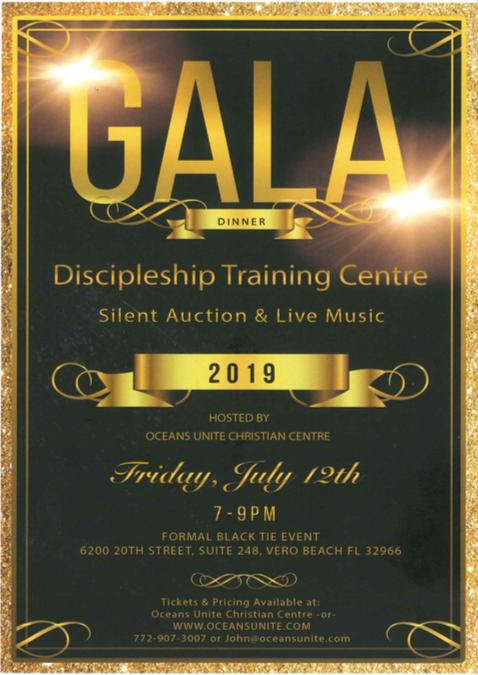 Oceans Unite Church Gala