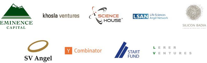 Quartzy investor logos
