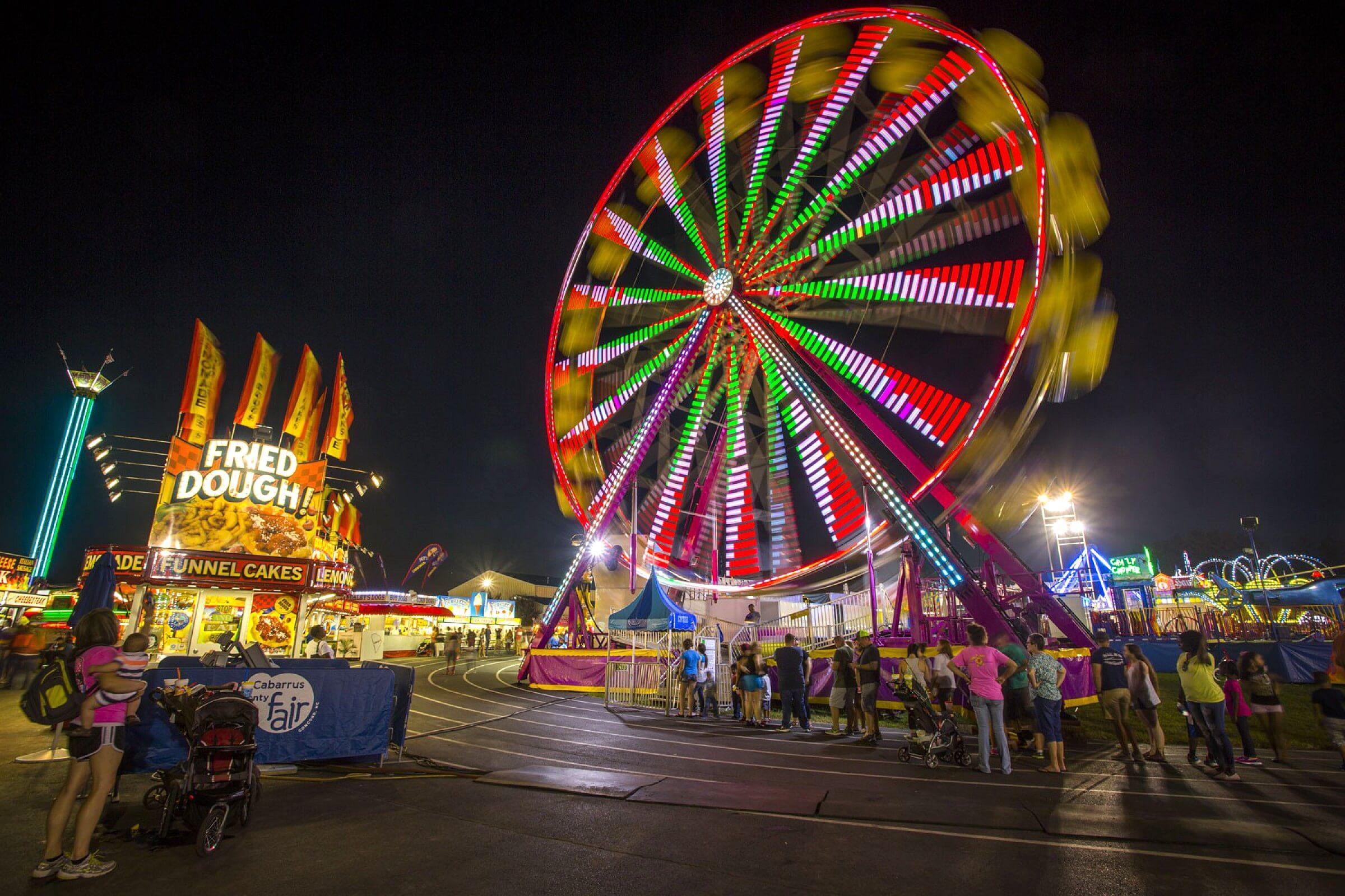 Nc State Fair Dates 2020.Cabarrus County Fair