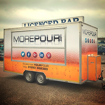morepour mobile bar