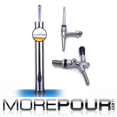bar and beer pumps and taps