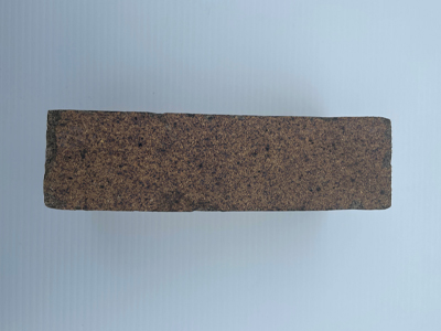 Brique-Écosse - Tachetée brune semi lustre