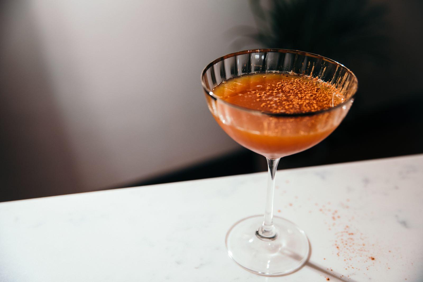 Mashd™ Chai Stormy Martini