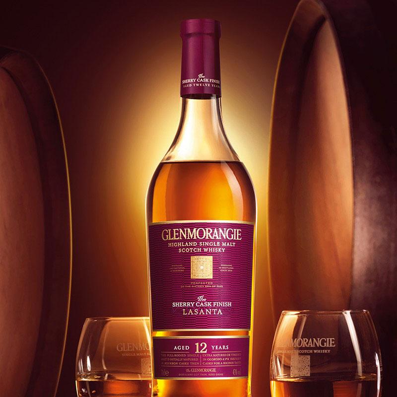 Glenmorangie La Santa Whisky