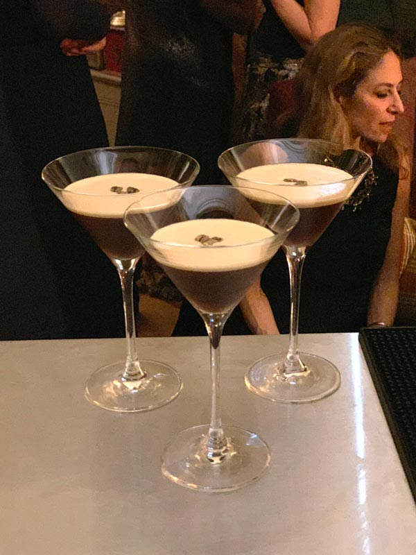 The best esspresso martini