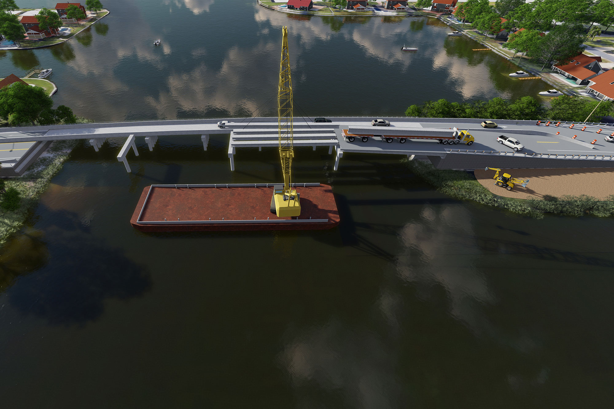 40thAvenue Bridge Repair
