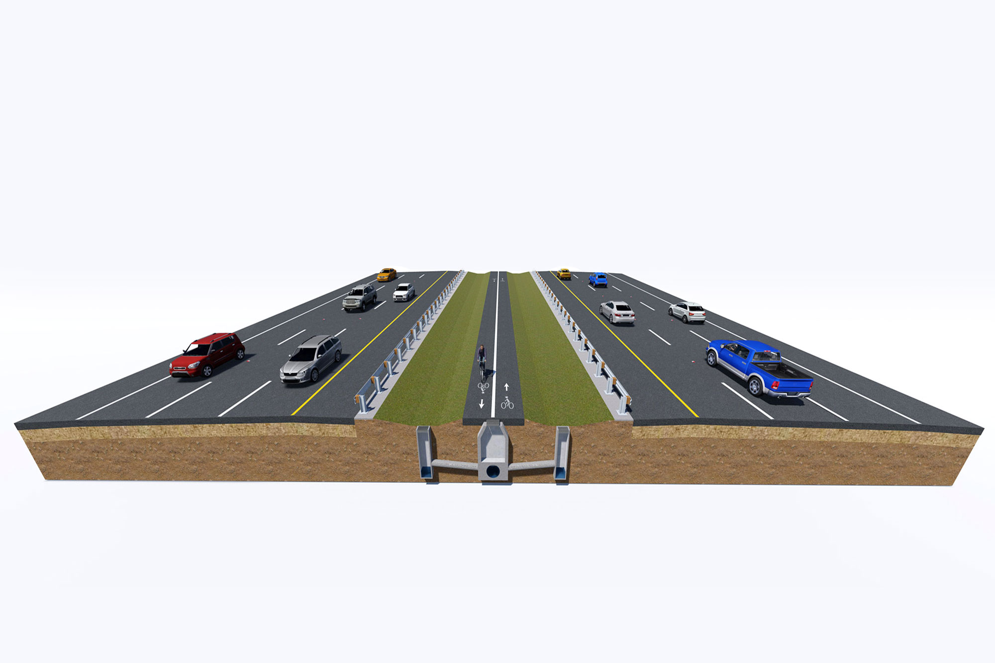 Roadway Typical Alternatives