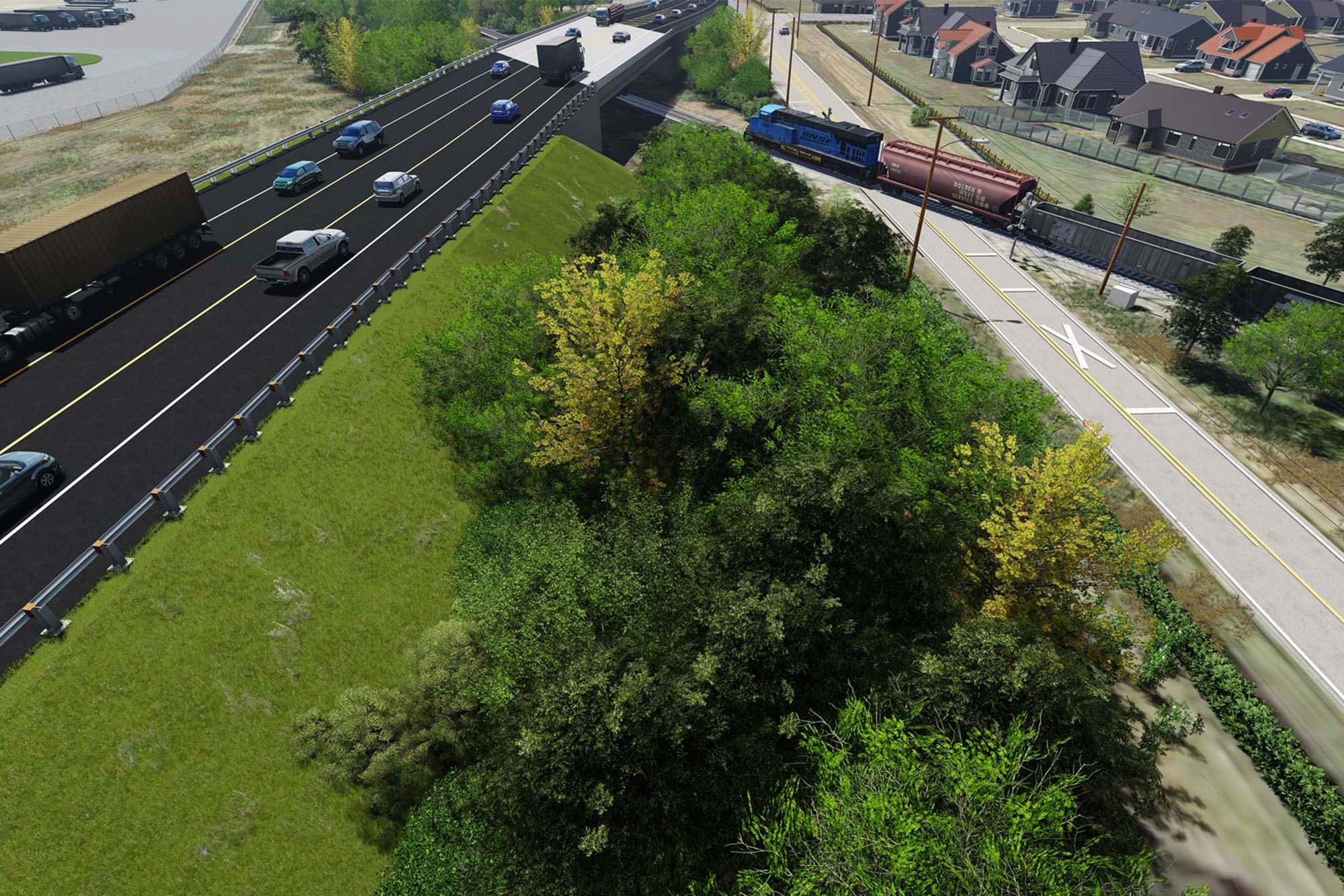 Las Olas Railroad