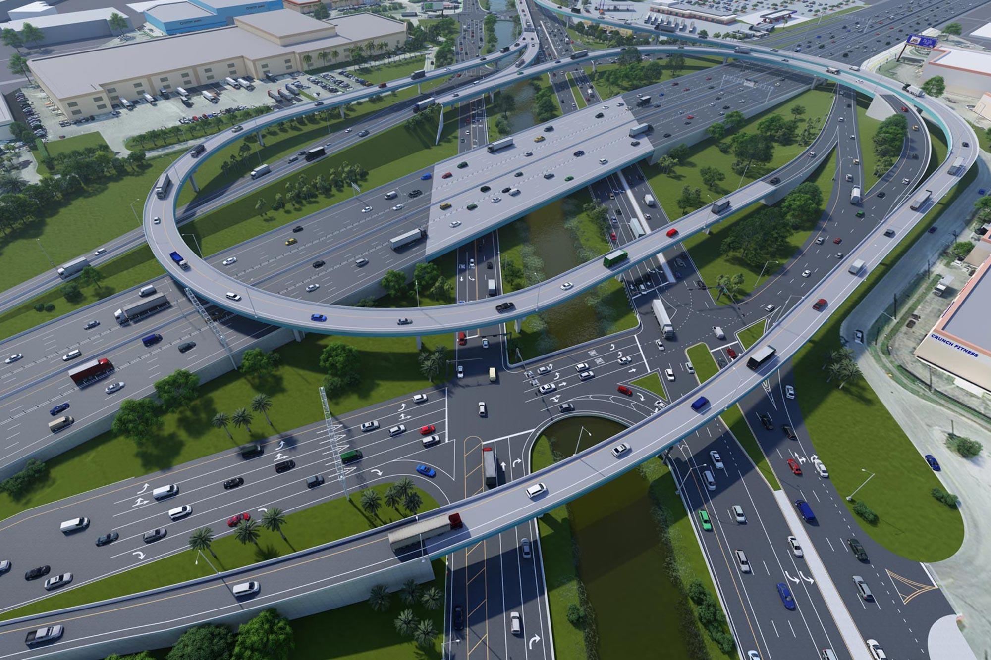 SR 25 & SR 826 Palmetto Expressway PD&E