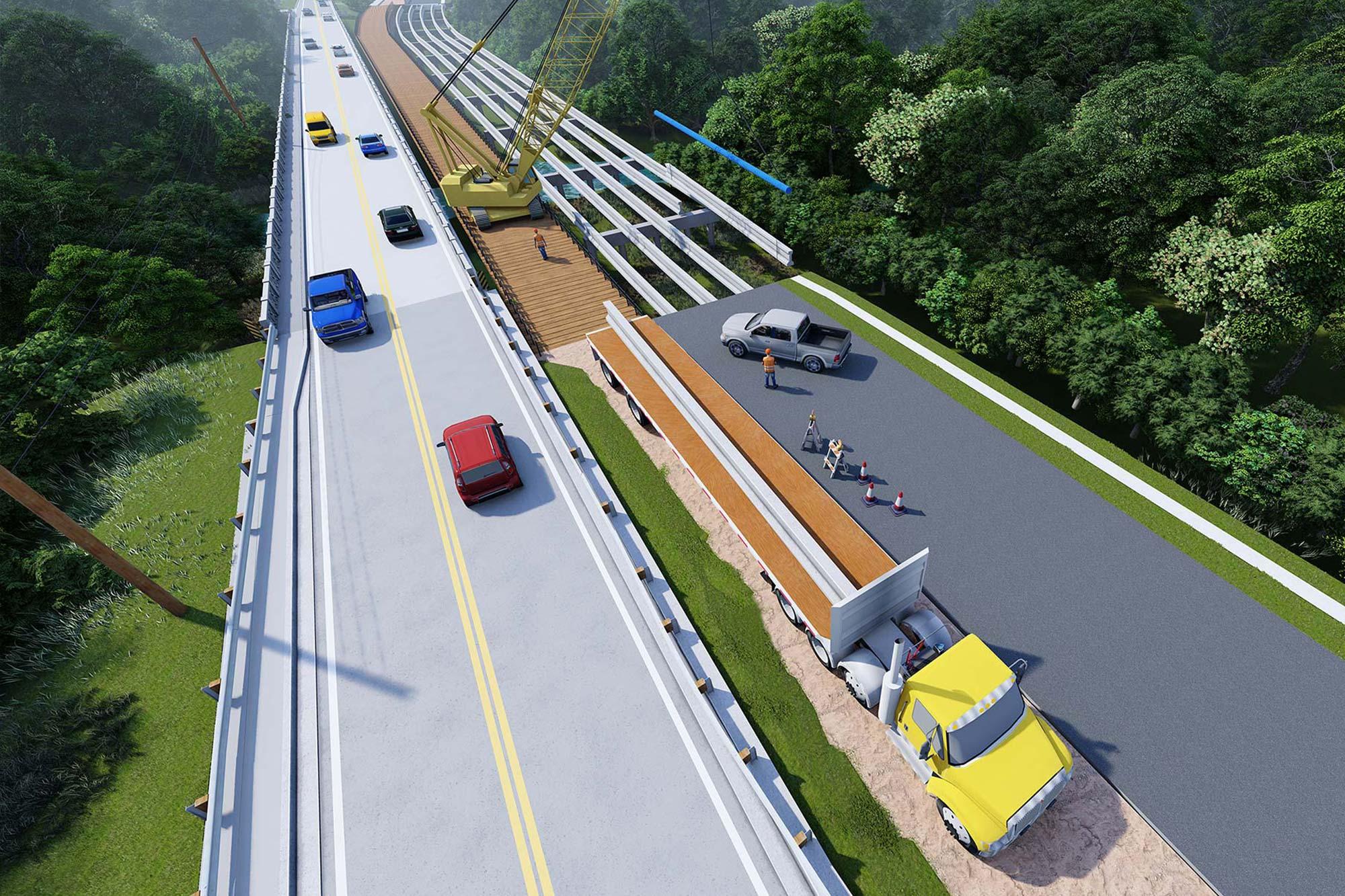 US 98/John Singletary Bridge PD&E