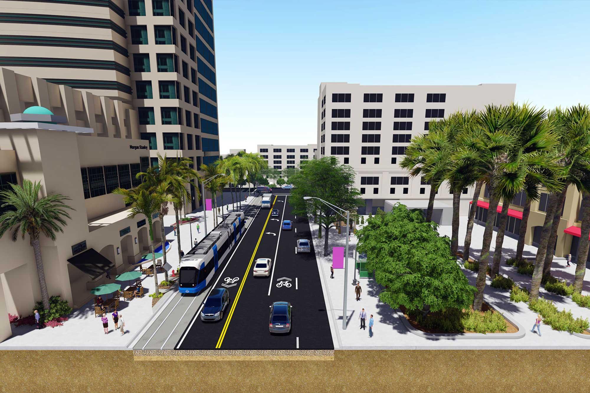 LasOlas Blvd. Mobility Improvements