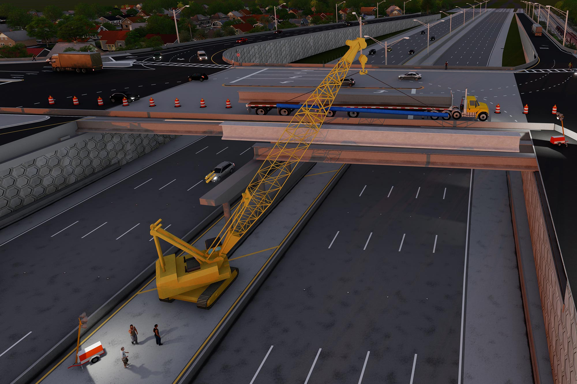I-95&GatewayBlvd. Design Build