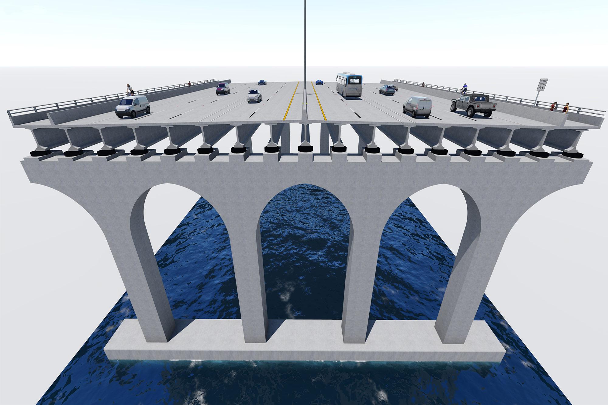 Desoto Bridge Typical