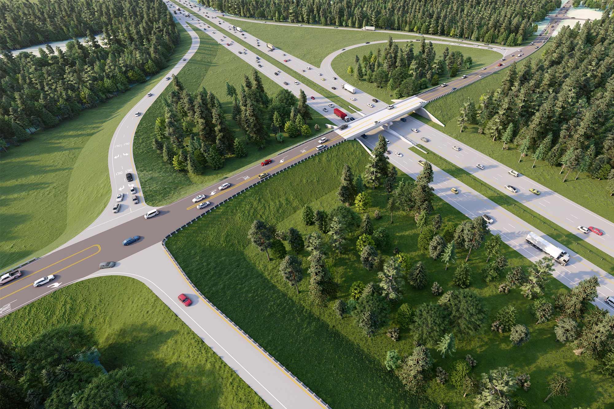 I-26 Exit 85