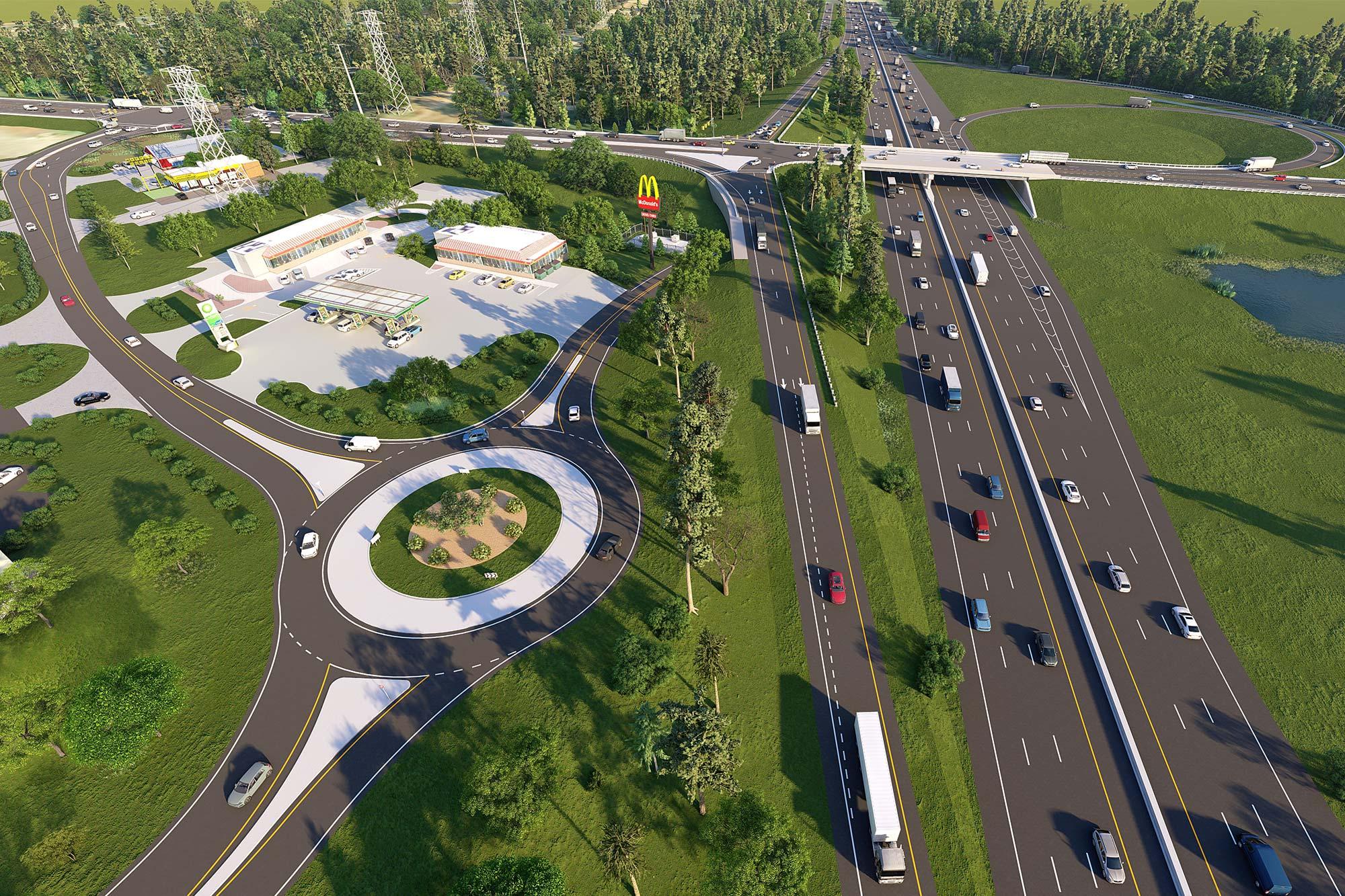 I-26 Exit 91