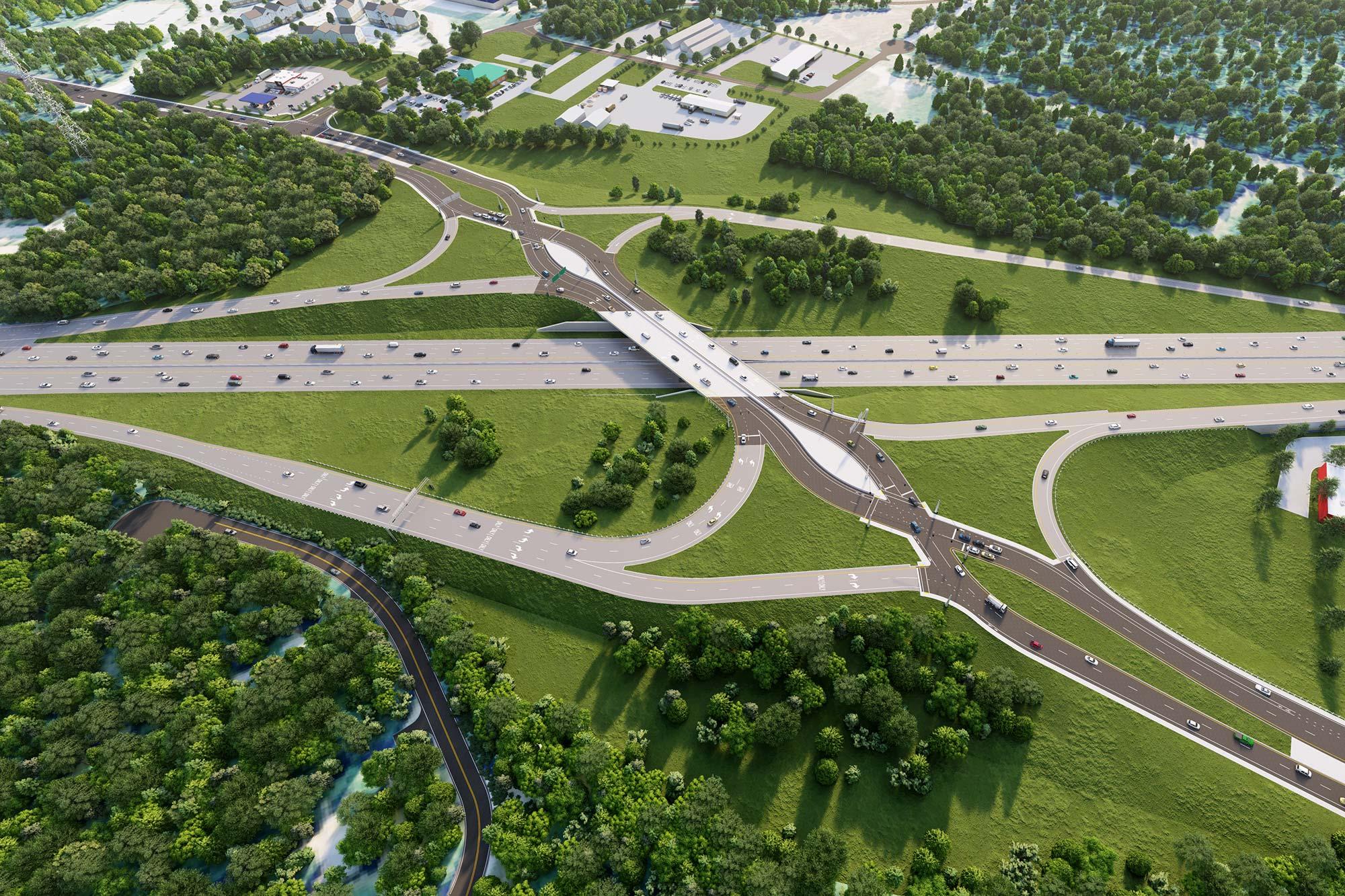 I-26 Exit 97