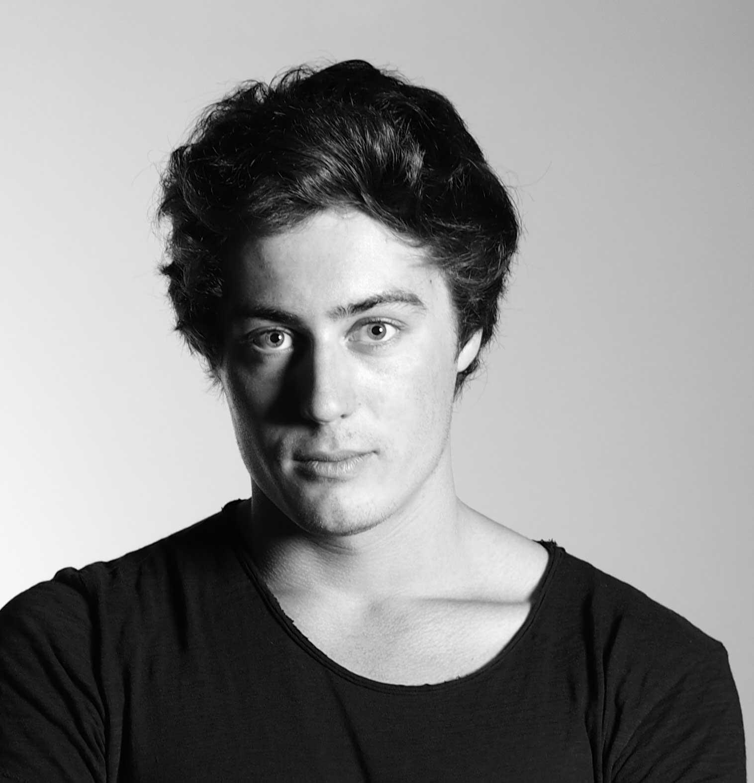 Raphael Buchberger Portrait