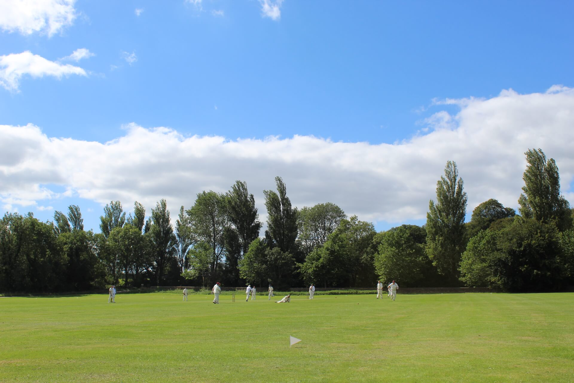 Cricket at Didmarton Village Hall