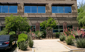 Photo of office building for Sinus & Allergy Wellness Center of North Scottsdale.