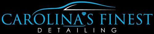 Carolina's Finest Detailing Logo